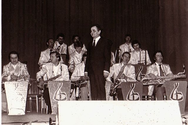 Александр Чигрин с оркестром